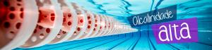 Alcalinidade alta na piscina