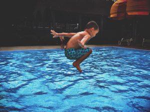 Cuidados na piscina