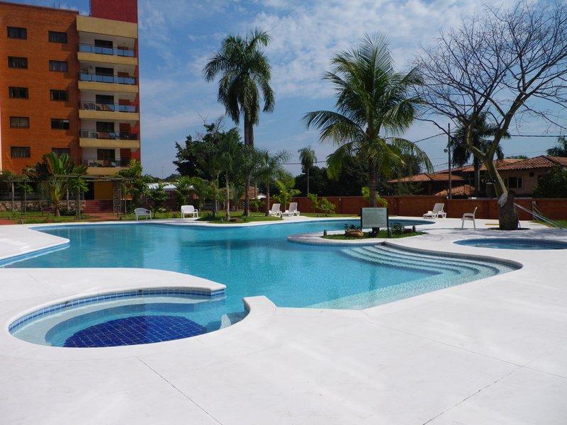 manutenção de piscinas de condomínios
