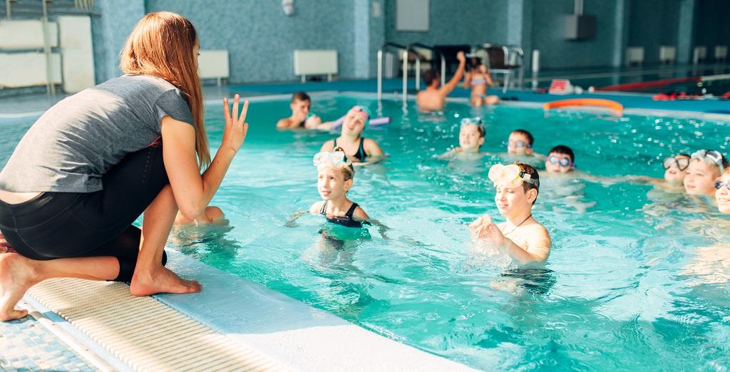 cuidados com a piscina - hth