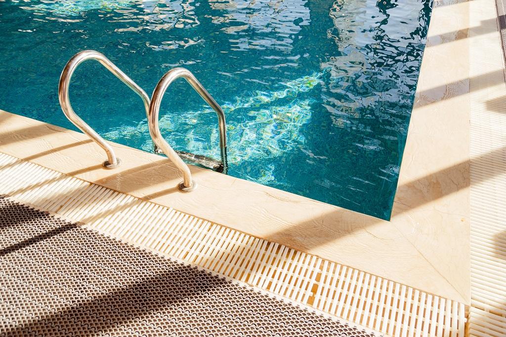 tratamento de piscina - hth
