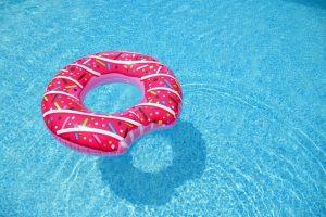 água turva da piscina - hth
