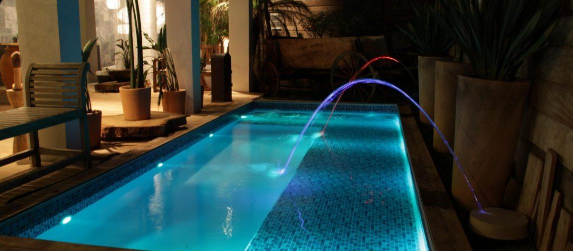 Dicas de como fazer a iluminação da sua piscina hth